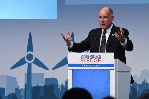 À San Francisco, coup d'envoi d'une mobilisation inédite du secteur privé pour le climat