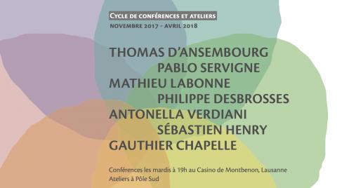 Cycle de Conférences & Ateliers : Tout peut (encore) changer