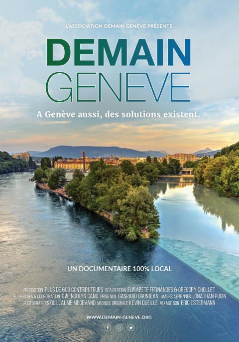 """""""Demain Genève"""" rencontre un franc succès aux Scalas!"""