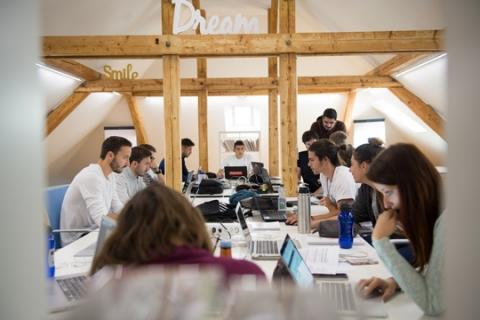 Le nouveau programme Team Academy à la HES-SO Valais