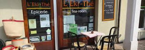 Remise du Tea-room-Epicerie l'Eki-Thé