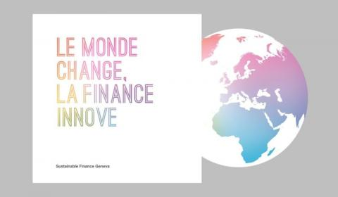 Le monde change, la finance innove - Livre disponible en digital