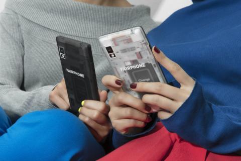 Fairphone, le seul fabricant de téléphone éthique, veut capter le grand public