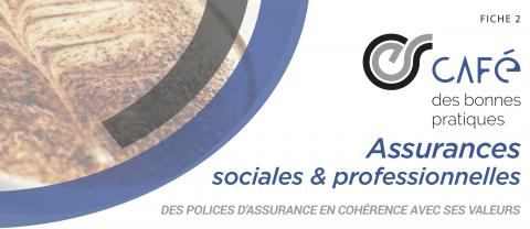 Assurances sociales et professionnelles - Fiche synthétique & Capsule vidéo