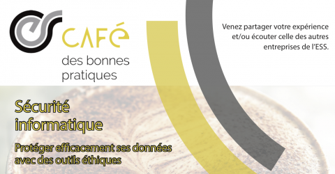 Café des Bonnes Pratiques : Sécurité informatique