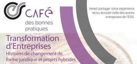 Café des Bonnes Pratiques : Transformation d'entreprises - 19 décembre