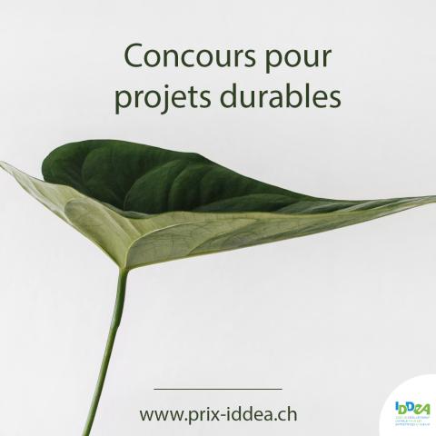 [APPEL A PROJET] Une idée de développement durable pour Genève ?