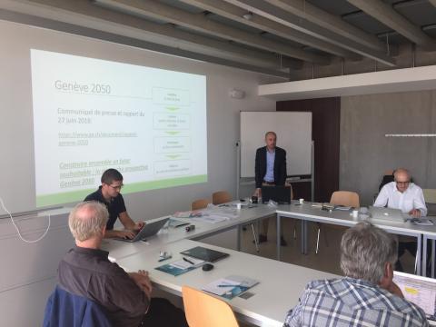 Ateliers plateforme prospective d'organisations à la HEG : il reste quelques places