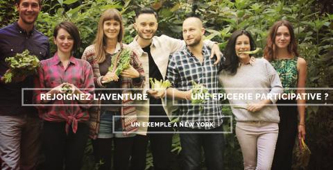 Les épiceries participatives ouvrent à Genève !