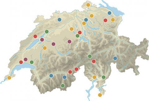 Appel à projets de la Confédération pour un développement territorial durable 2020-2024