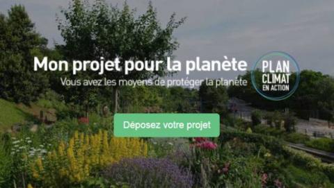 « Mon projet pour la planète » : l'initiative participative du gouvernement français pour le climat