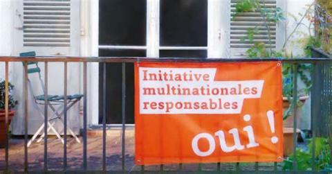 Multinationales responsables - Partie remise ? - article du Courrier