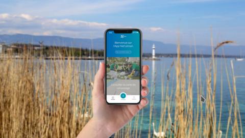 L'App Net'Léman, un outil de science participative pour lutter contre les déchets sauvages