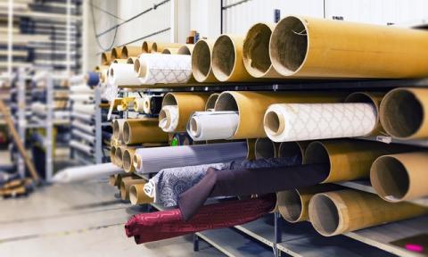 Un FabLab fibres et textile à Sceaux (France)