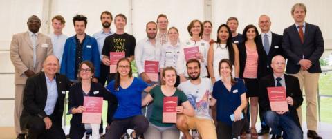 Découvrez les nominé-e-s des prix cantonaux du développement durable en 2018