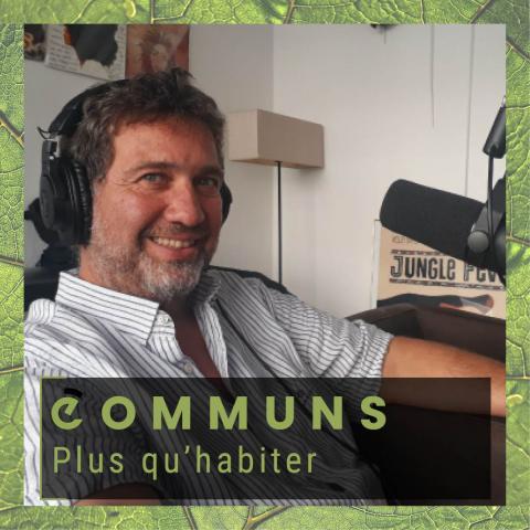 """Épisode 7 """" Plus qu'habiter : coopérer pour changer nos quartiers """" - Entretien avec Eric Rossiaud"""