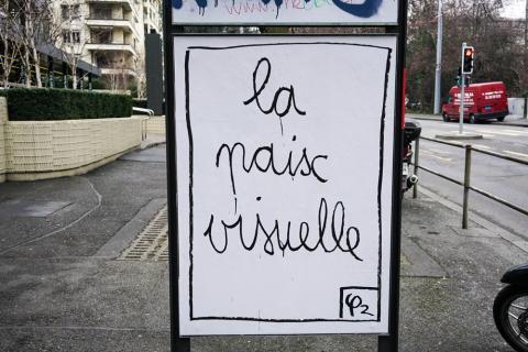 """Initiative populaire """"Genève Zéro Pub: Libérons nos rues de la publicité commerciale"""""""