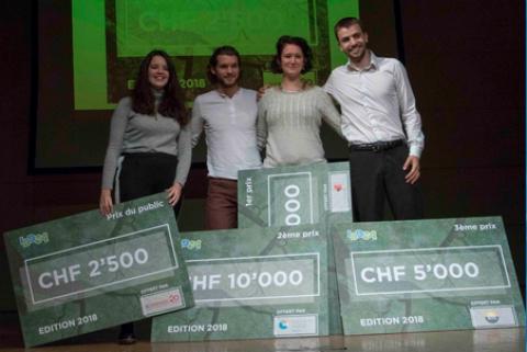 Prix IDDEA 2019 : c'est parti!
