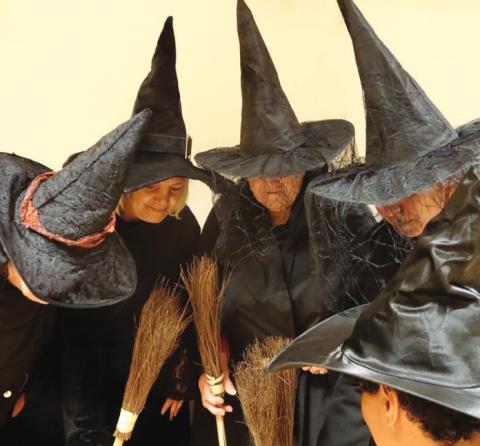 Les sorcières sèment la zizanie - le nouveau spectacle des Femmes d'ailleurs et d'ici