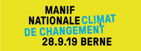 Succès pour la Manif pour le climat à Berne !