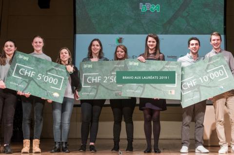 Appels à projet 2020 - Prix IDDEA & Concours du Développement durable