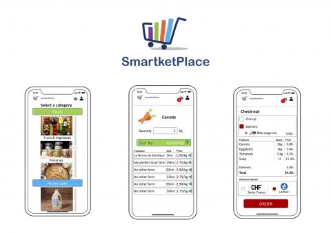 SmartketPlace: Beyond Amazon and the GAFAM!