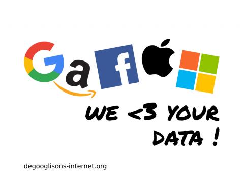 """Conférence """"Pourquoi et comment Dégoogliser Internet ?"""" le 7 juin à 19h à Uni-Mail"""