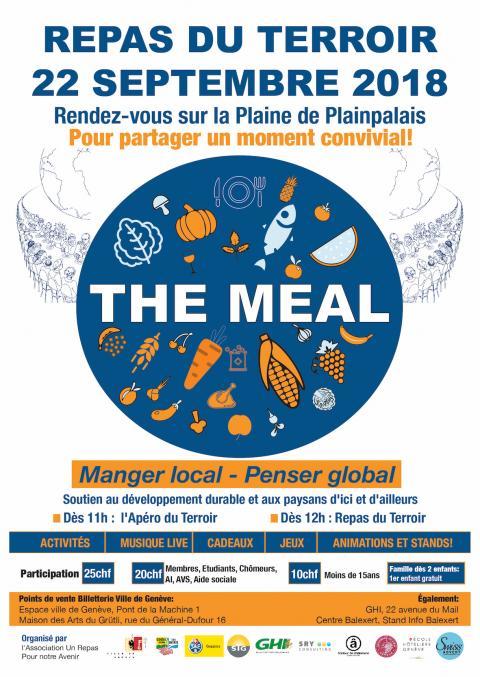 The Meal - Prenez une table ou rejoignez celle de la Chambre !