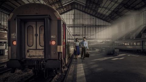 """"""" Pas de transition énergétique sans desserte ferroviaire performante """" - Article de René Longet"""