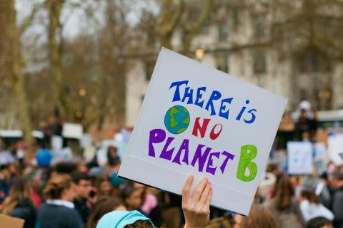 L'Europe, premier continent à déclarer l'urgence climatique